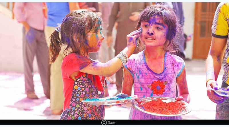 precautions to take during Holi