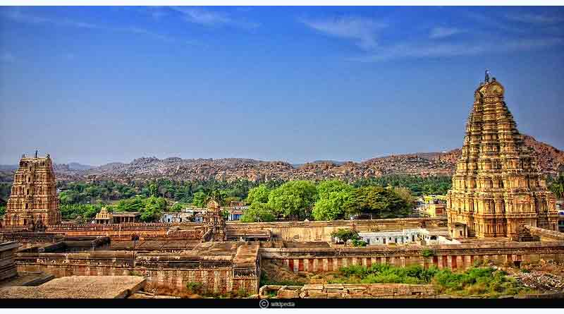 Ruins of the Vijayanagara Empire