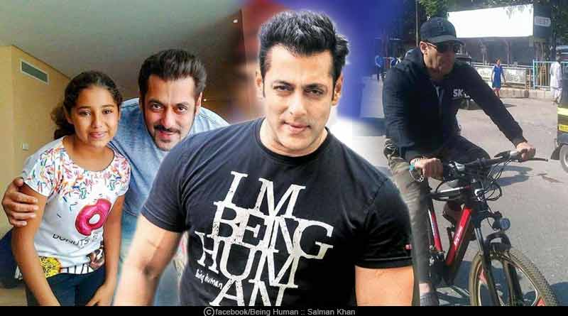 Salman Khan charity works