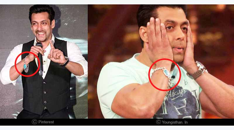 facts to know about Salman Khan Bracelet