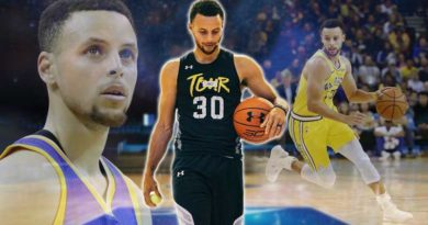 Stephen Curry facts and career