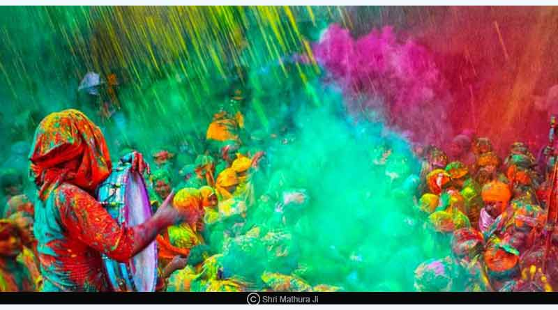 The significance of Holi in hindi