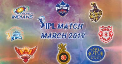 Today IPL Match March 2019