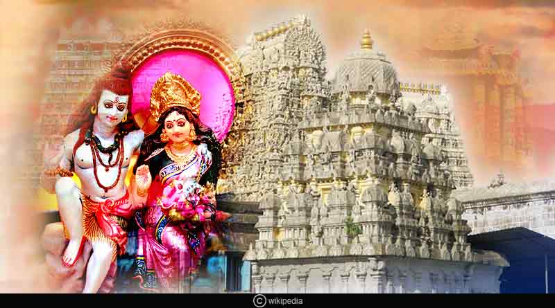 top five famous temples in Tamil Nadu