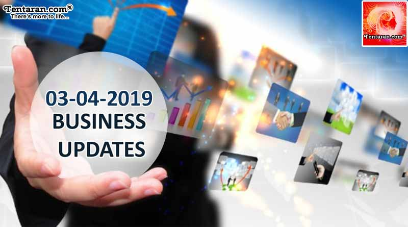 India business news headlines 3rd April 2019