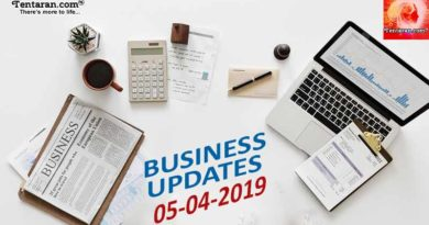 India business news headlines 5th April 2019
