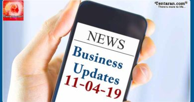 India business news headlines 11th April 2019