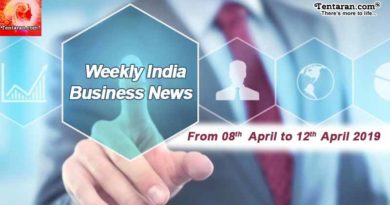 India business news headlines weekly roundup 8th to 12th April