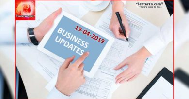 Latest India Business News 19th April 2019