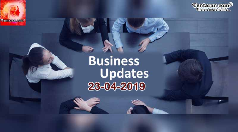 Latest India Business News 23rd April 2019