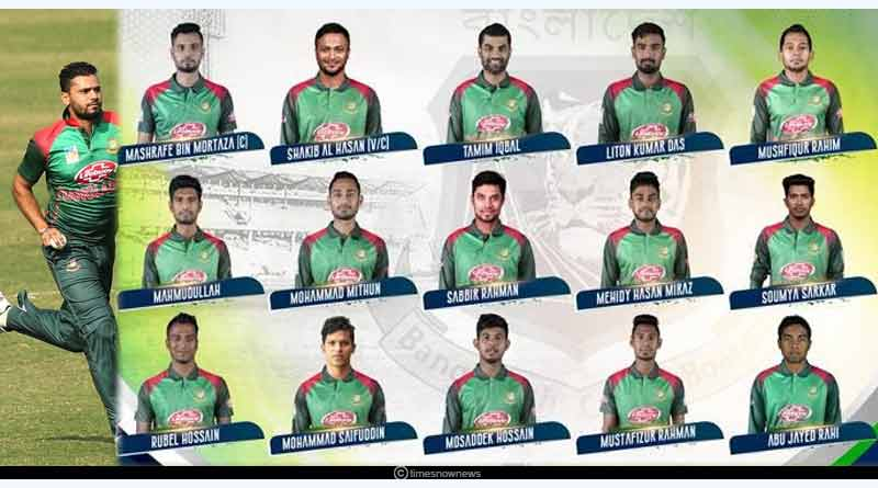 Bangladesh World cup team