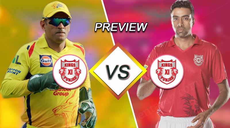IPL 2019 CSK vs KXIP preview