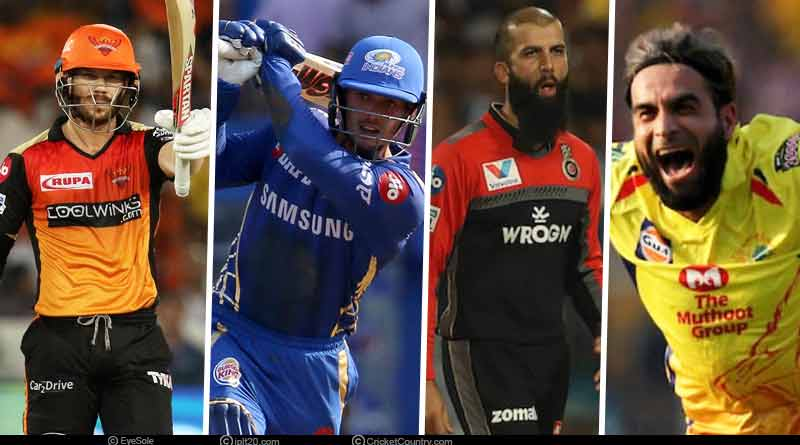 IPL players leaving for world cup