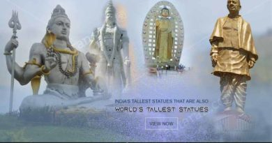 India's tallest statues that are also world's tallest statues