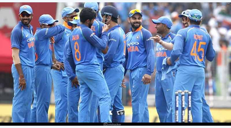India's ICC Cricket World Cup Squad
