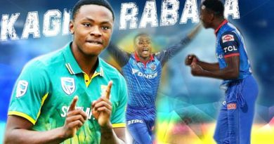 Kagiso Rabada facts