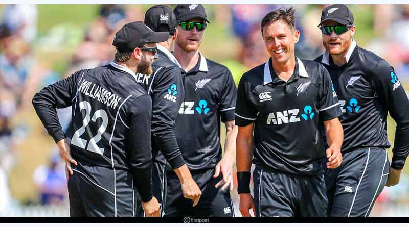 New Zealand World cup team