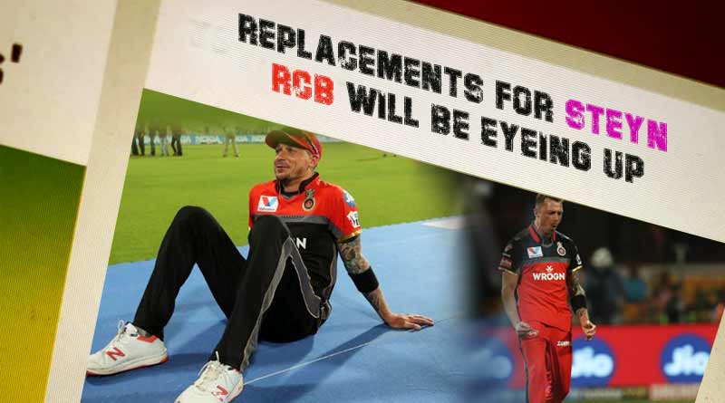 Steyn replacement in RCB