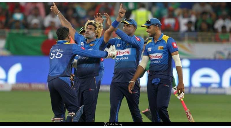 Sri Lanka World cup team
