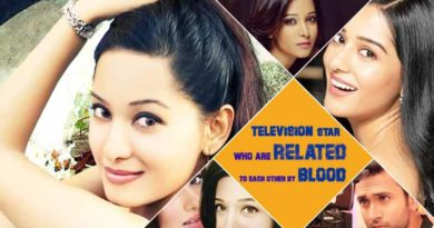 television stars who are related