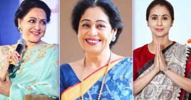 Bollywood actresses who turned politicians