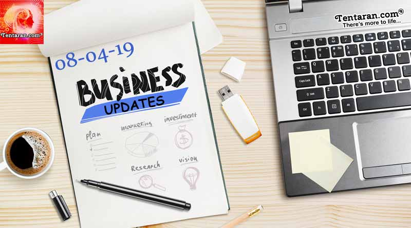 India business news headlines 8th April 2019