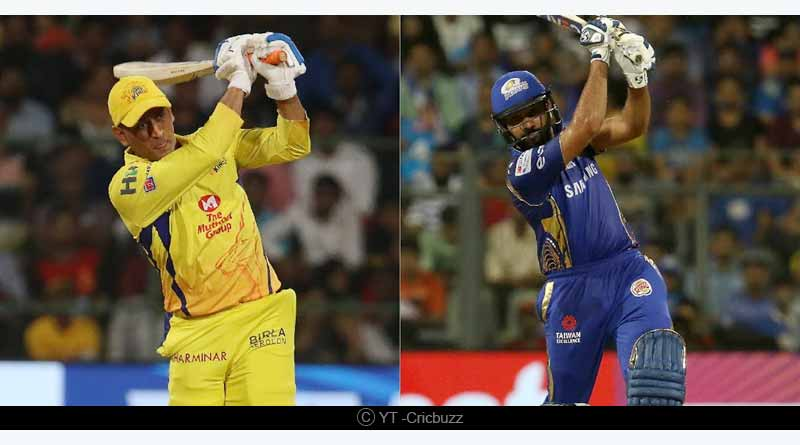 CSK vs MI 44th Match