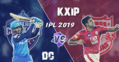 Today IPL match DC Vs KXIP Preview