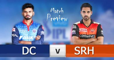 SRH vs DC 30th Match