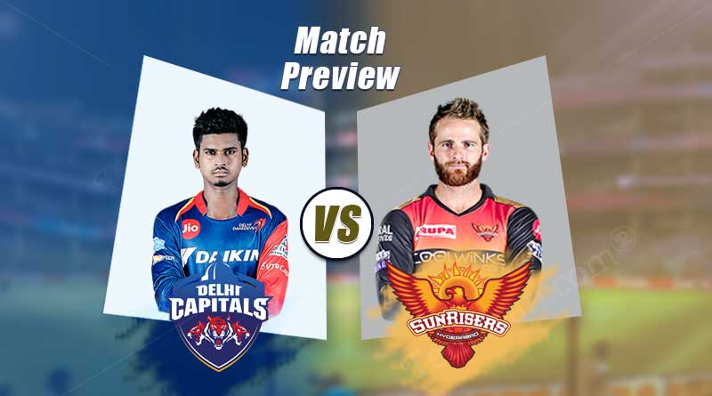 DC Vs SRH preview