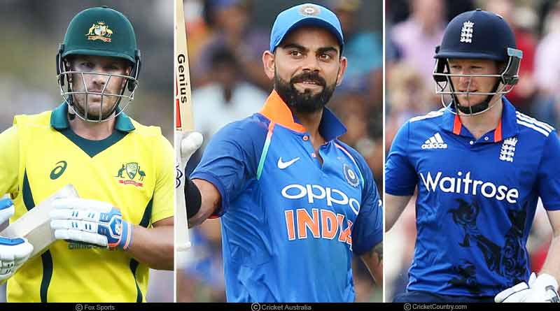 ICC Cricket World Cup all team players