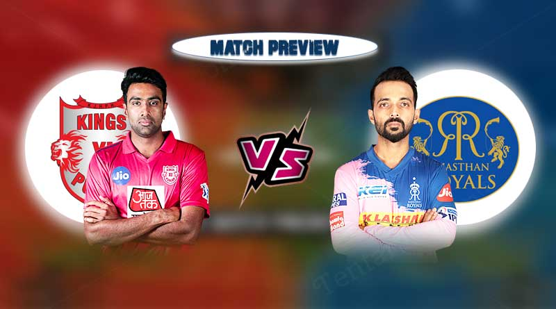 IPL KXIP vs RR preview