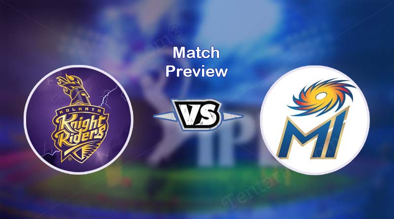 KKR VS MI 47th Match