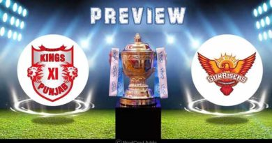 KXIP vs SRH match preview