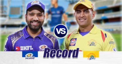 MI Vs CSK pitch report and records