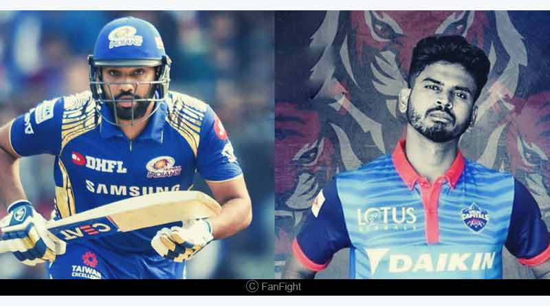 DC vs MI 34th Match