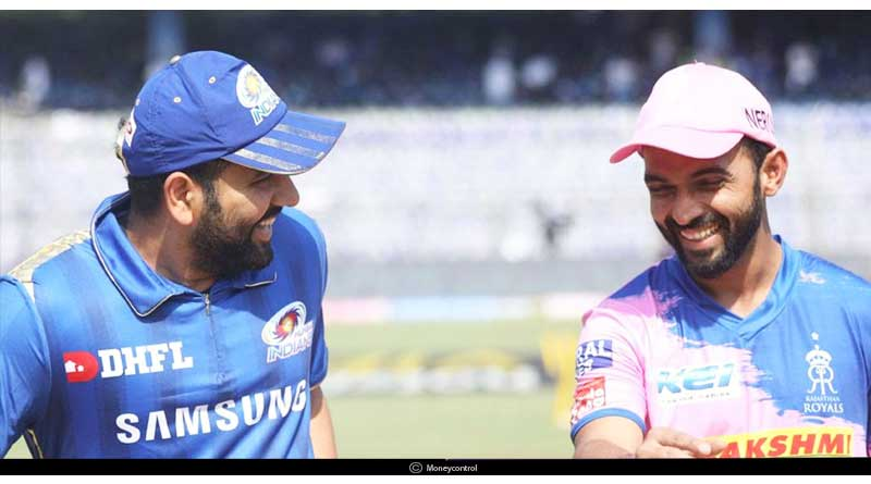 RR vs MI 36th Match