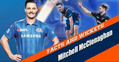 Mitchell McClenaghan Biography