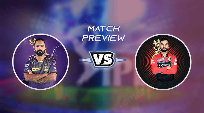 KKR vs RCB Match Preview