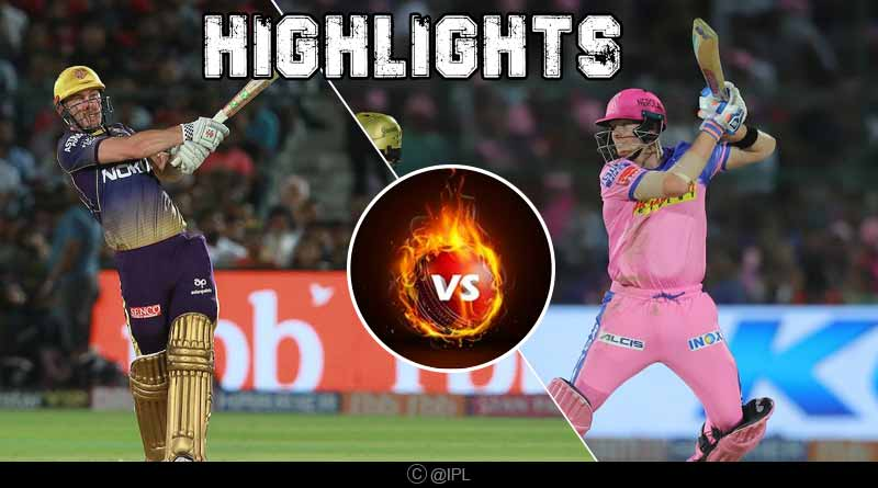 RR vs KKR match review