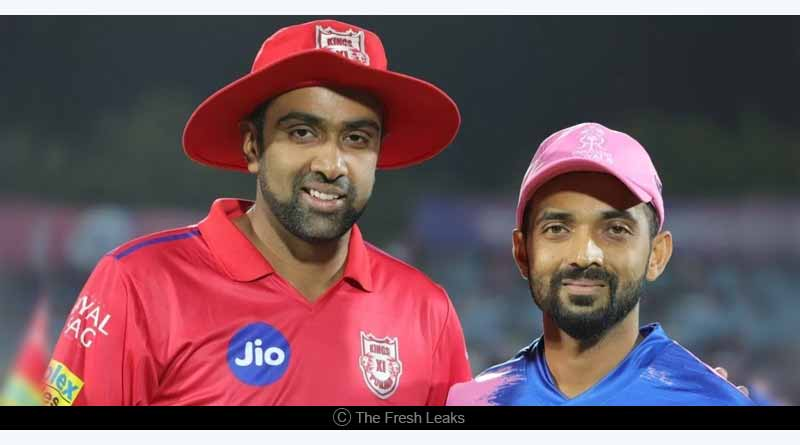 RR vs KXIP 32nd Match