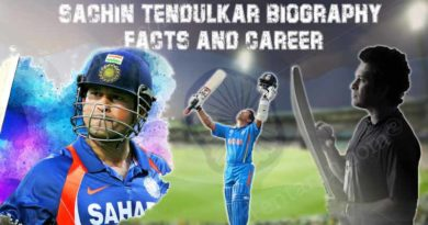 Sachin Tendulkar Biography Facts and career