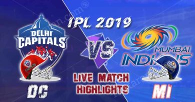 today ipl match live updates dc v mi