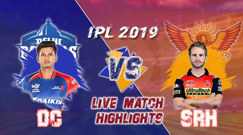 today ipl match live updates dc v srh