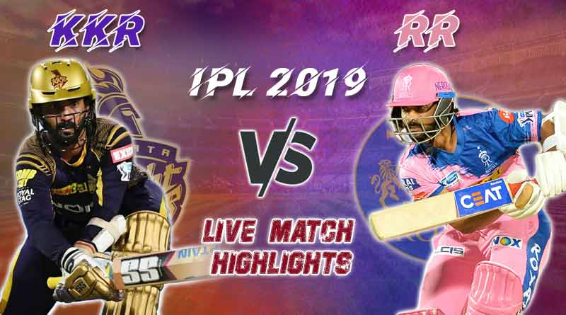 today ipl match live updates kkr v rr