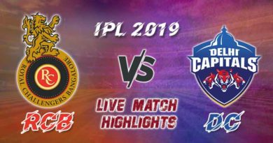 today ipl match live updates rcb v dc