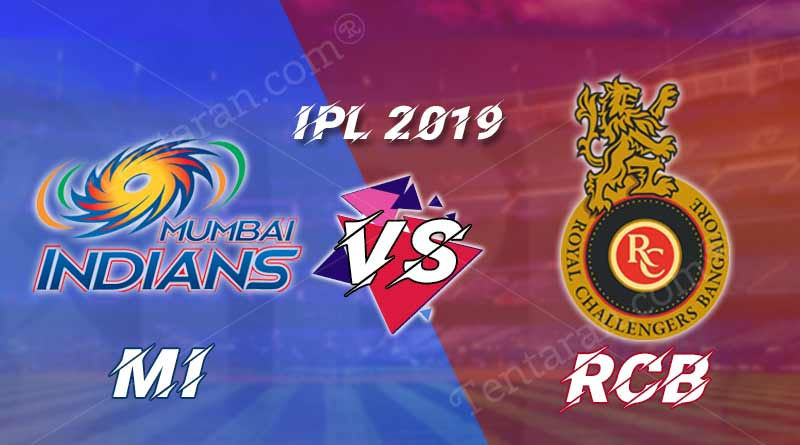 Today IPL match MI vs RCB preview
