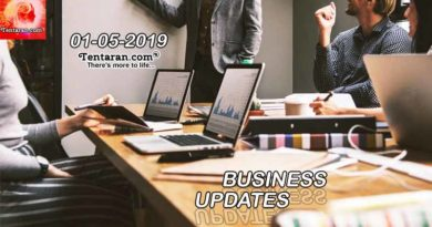 Latest India Business News 1st May 2019