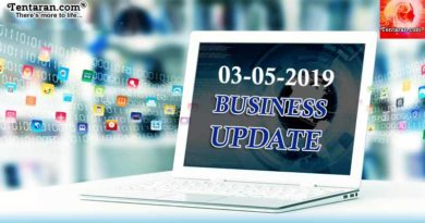 Latest India Business News 3nd May 2019