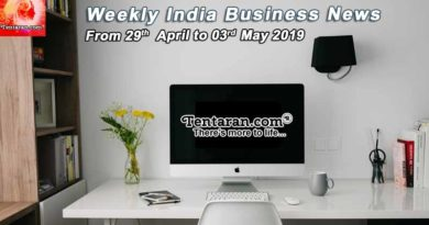 India business news headlines weekly roundup 29th April to 3rd May